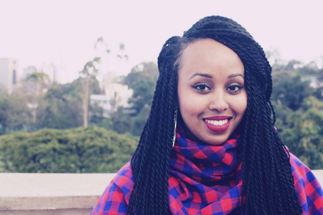 Young Poet Laureate for London, Warsan Shire